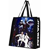 Vandor 52423 Star Wars Large Recycled Shopper Tote, Multicolored