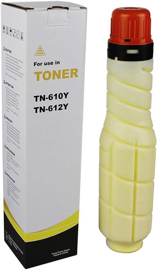 GYBN Printer Copier Toner for C5501 6501 Toner Cartridge 612KCMY Toner Cartridge Toner-Blue