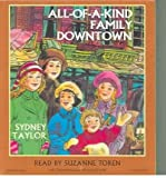 All-Of-A-Kind Family Downtown (All-Of-A-Kind Family) (CD-Audio) - Common