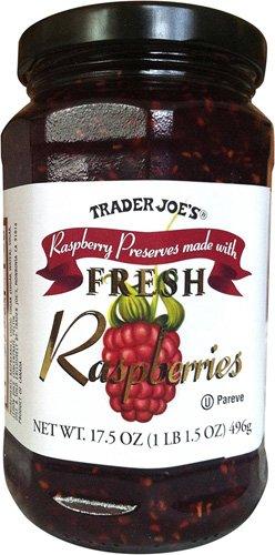 Trader Joe's Raspberry Preserves (Halloween Kraft Dinner)