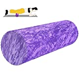RUNACC Foam Roller Muscle Roller Yoga Roller Review and Comparison