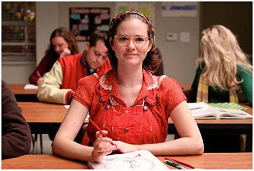 Suzy Pepper from Glee characters that disappeared