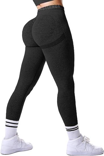 Women Seamless Leggings Pants Gym Sport High Waist Push Up Fitness Yoga Trousers