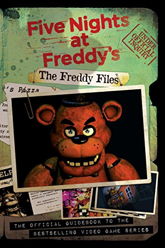 The Freddy Files (Five Nights At Freddy's) [Scholastic] (Tapa Blanda)