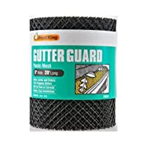 "Frost King VX620 20"" x 6"" Gutter Guard Protector Roll"