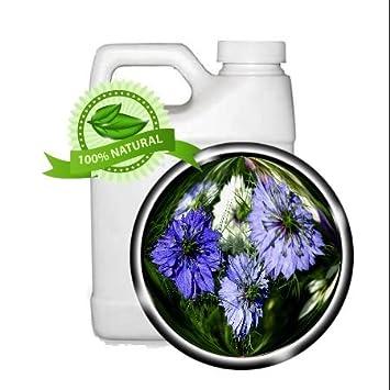 Amazon com : Black Cumin Seed Oil - 64oz - Virgin, Cold