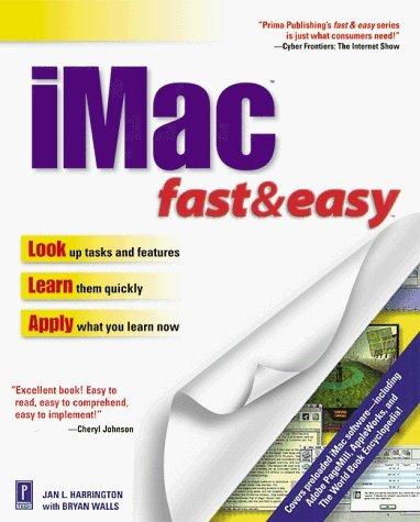 iMac Made Easy (Fast & Easy (Living Language Paperback)) by J. Harrington (1999-03-06)