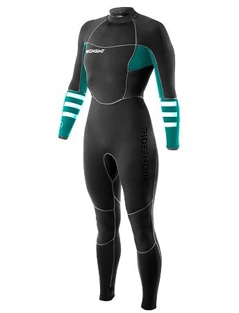 Amazon.com: Ride Motor traje de neopreno de la mujer Elara ...