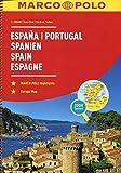 Spain & Portugal Marco Polo Road Atlas