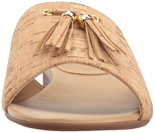 Sandal Women Flat Blizzi Trim Gold Cork VANELi Natural aTv1Zxnw