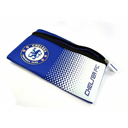 Chelsea Childrens/Kids Pencil Case (One Size) (Blue/White)