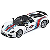Carrera Evolution - 20027467 - Voiture De Circuit - Porsche 918 Spyder - Martini Racing No.23