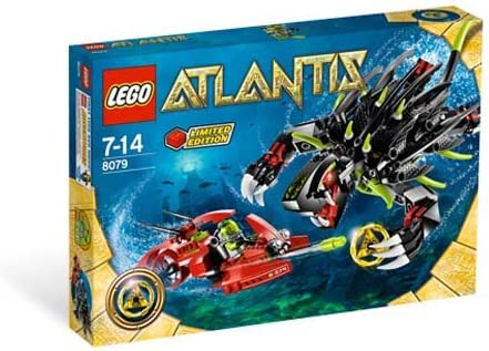 Top 9 Best LEGO Atlantis Sets Reviews in 2020 6