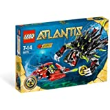 Lego 8079 Atlantis Shadow Snapper Limited Edition