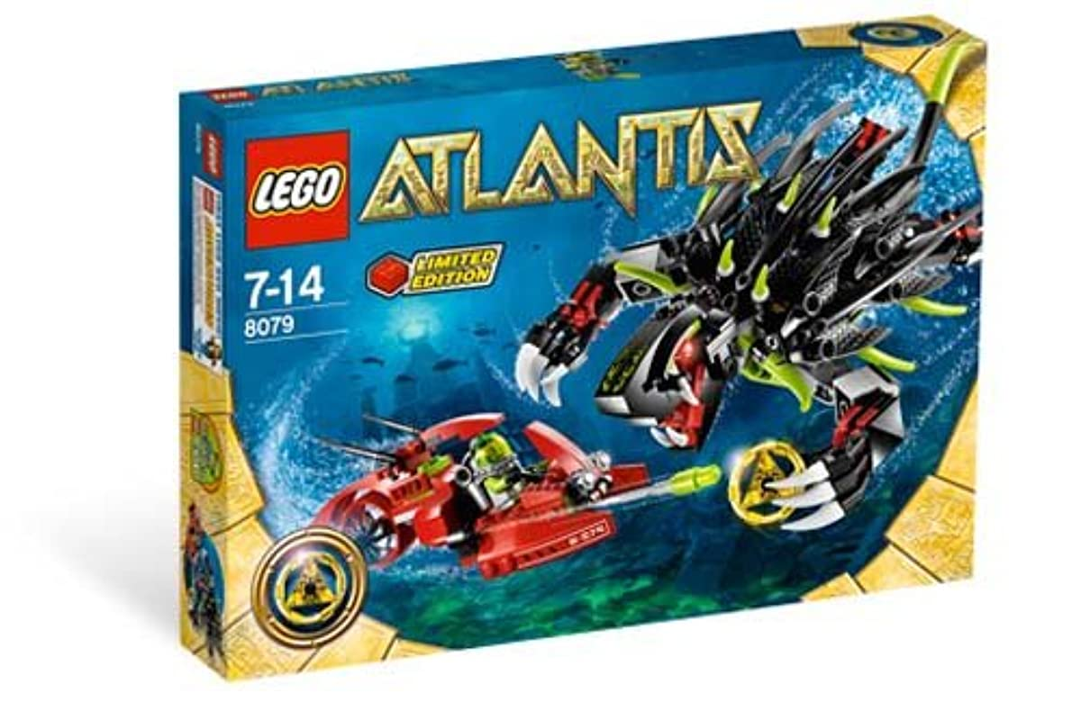 [레고 아틀란티스] LEGO ATLANTIS Shadow Snapper 8079