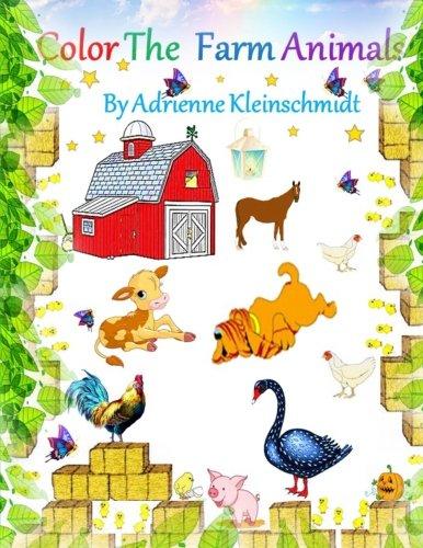Download Color The Farm Animals! PDF