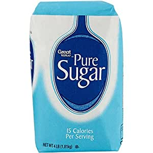 Great Value Pure Cane Sugar