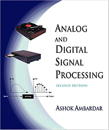 ANALOG & DIGITAL SIGNAL PROCES: Amazon.es: Ambardar, Ashok: Libros en idiomas extranjeros