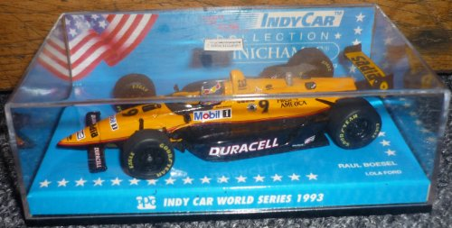 Minichamps Indy Car 1993 Series Raul Boesel Lola Ford, used for sale  Delivered anywhere in USA