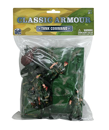 Classic Armour Tank Command Playset (Battle Armour)