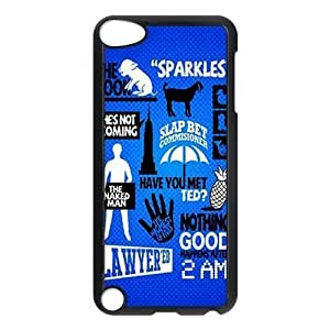 TV Show How I Met Your Mother Hard Skin For LG G3 Case Cover Generation- 1 Pack - Black/White - 1-Gift for Christmas