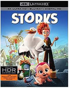 Storks (4K Ultra HD + Blu-ray + Digital HD)