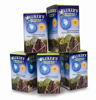 """Price comparison product image Brand New FLUKER FARMS - BLUE DAYLIGHT 40W BULB """"REPTILE PRODUCTS - REPTILE - BULBS"""""""