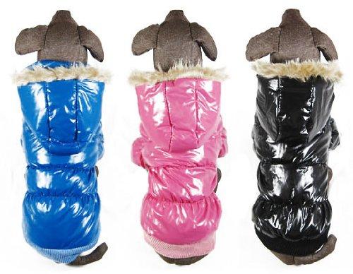 Platinum Pets Dog Winter Dog Coat, Small, Pink, My Pet Supplies