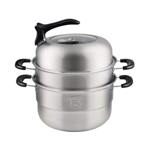 Acero inoxidable 304, vaporizador de 26 cm de diámetro, cocina de ...