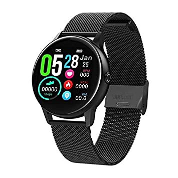kkart Smartwatch with Ip68 Waterproof Wearable Device Heart ...