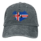 Best Puffin Kindergartens - YICHIBAOEL Unisex Cute Iceland Puffin Vintage Jeans Baseball Review