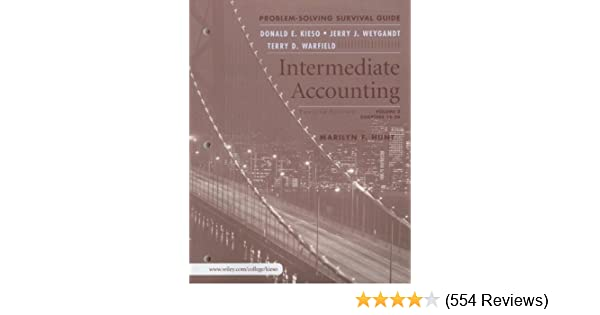 Intermediate accounting volume 2 problem solving survival guide intermediate accounting volume 2 problem solving survival guide donald e kieso jerry j weygandt terry d warfield 9780471749585 amazon books fandeluxe Gallery