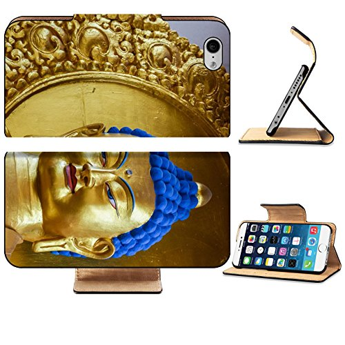 [Luxlady Premium Apple iPhone 6 iPhone 6S Flip Pu Leather Wallet Case IMAGE ID 26330220 Sacred Tibetan ritual dance called Cang dancing Lam in one of the] (Dance Costumes Ma)