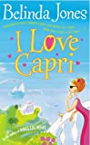 I Love Capri by Belinda Jones front cover