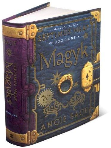Magyk (Septimus Heap, Book 1) (text only) 1st (First) edition by A. Sage,M. Zug