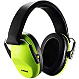 Mpow Kids Earmuffs / Ear Defenders  Comfortable Kids Safety Ear Muffs Hearing Protection with Adjustable Headband Noise Cancelling for Professional Soundproofing / Noise Reduction,Shooting Sporting,Races Shopping,Centers Shooting ,Cutting Gardening ,Plant Working