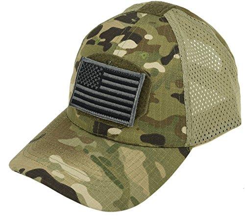 ArcEnCiel D1027 09 Tactical Mesh Cap