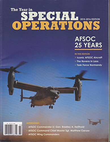 The Year in Special Operations Magazine 2015-2016 Edition