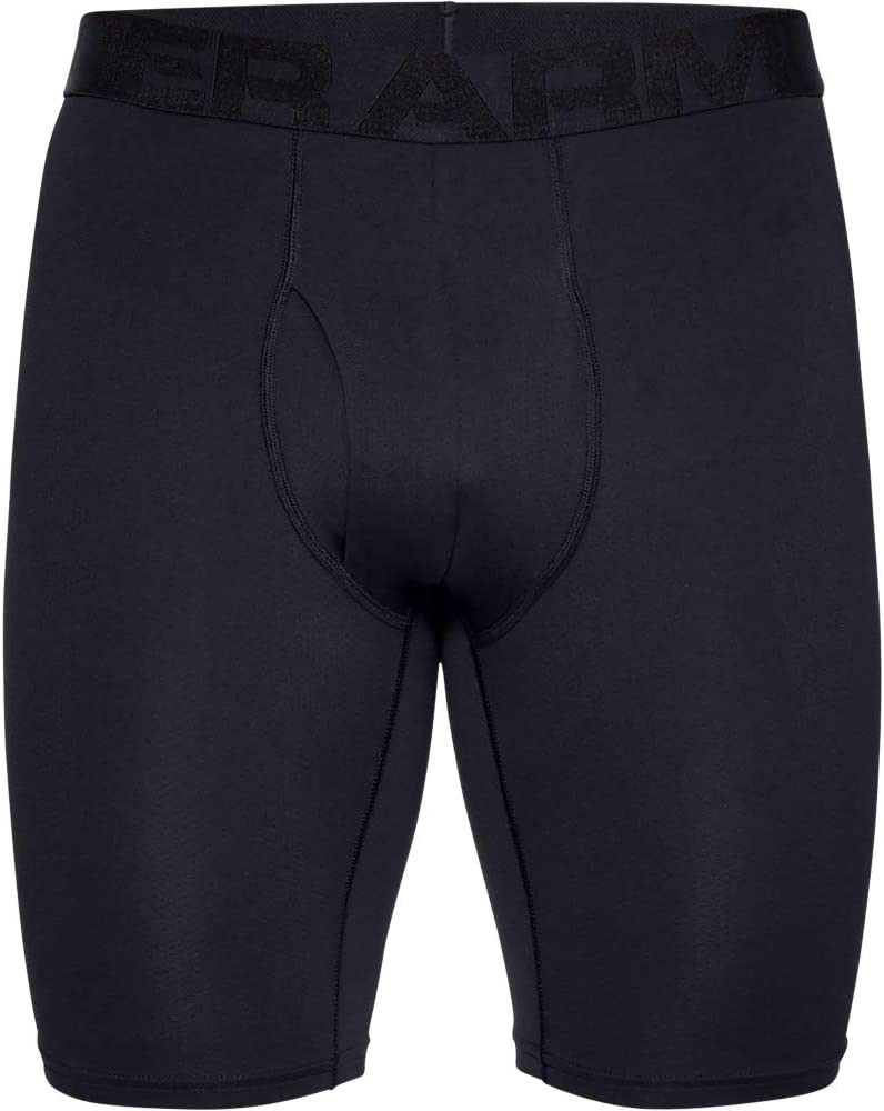 Hombre Under Armour Tech Mesh 9in 2 Pack Ropa Interior