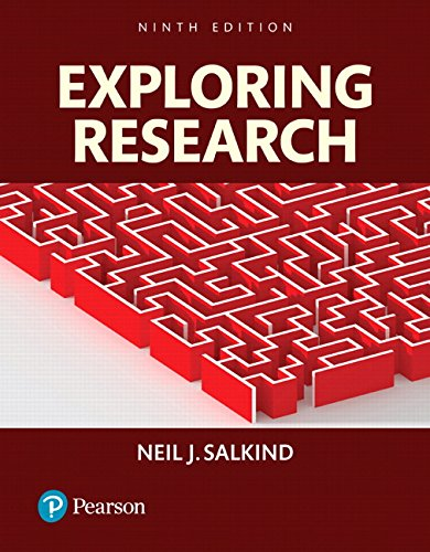 Book Depository Exploring Research, Books a la Carte (9th Edition) by Neil J. Salkind.pdf