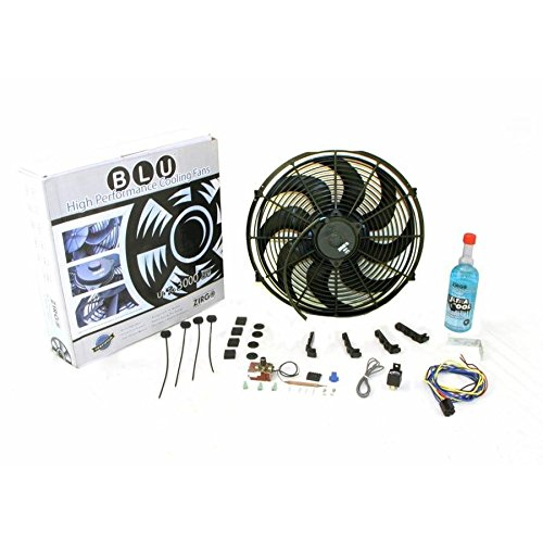 Zirgo 23017 High Performance Cooling System Kit