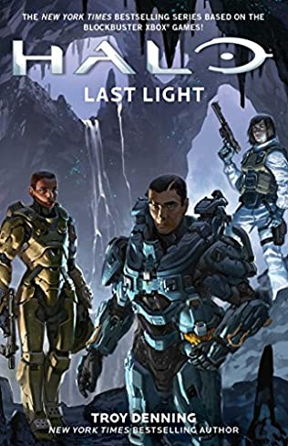 book cover of Last Light