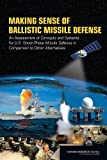 Making Sense of Ballistic Missile Defense : An Assessment of Concepts and Systems for U. S. Boost-Phase Missile Defense in Comparison to Other Alternatives, Committee on an Assessment of Concepts and Systems for U.S. Boost-Phase Missile Defense in Comparison to Other Alternatives and Division on Engineering and Physical Science, 0309216109