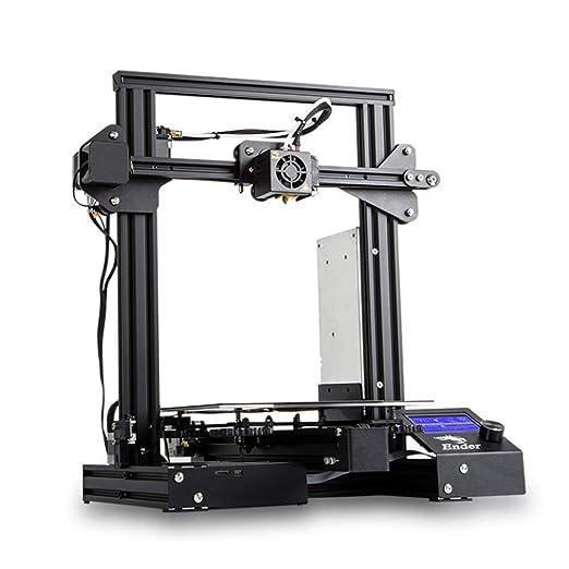 Creality 3D Ender 3 Pro - Impresora 3D (220 x 220 x 250 mm) Negro ...