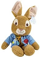 Peter Rabbit Teach Me Stuffed Animal