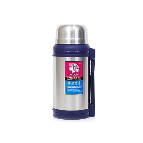Apollo Botella de agua de acero inoxidable con aislamiento ...