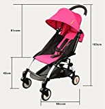 foldable aluminum Luxury baby landscape stroller 3 in 1 ,prams stroller travel and pushchairs