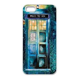 Police Box?¨º?Doctor Who DIY Hard Case for iPhone 6 plus 5.5 LMc-00840 at LaiMc