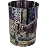 (US) Hunting Themed Waste Basket