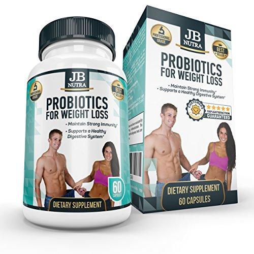 2017-18 Best Selling Weight Loss Probiotics 40B CFU